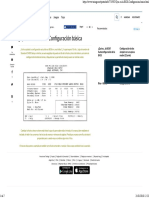 Configuración Básica - Info - Taringa!