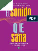 El Sonido Que Sana (Reseña) Mercedes Sanchez y Maria Lozano