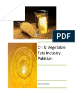 Oil and Vegetable Fats Industry in Pakistan Islam Khan