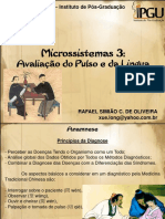 Microssitemas 3 - Pulso e Lingua