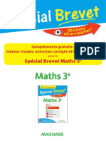 Annales Maths 3e