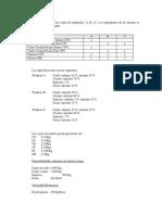Ejemplo Modelización Compleja
