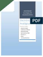 Electrónica Analógica (1)
