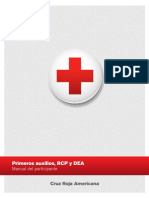 FA CPR AED Spanish Manual