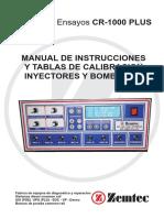 Manual CR-1000 PLUS