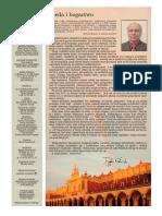 """Tycjan Gołuński, Bieda i bogactwo (Poverty and Wealth), Editorial, """"nasz Rynek Kapitałowy (""""our Capital Market""""), December 2004"""