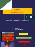 Tema 6 Magmatismo