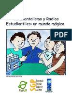 """Nueva Versión """"Ambientalismo  y Radios Estudiantiles"""
