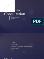 academic consultation-early reading skills