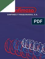 Sinfines y Maquinaria Sinfimasa