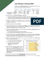 Ej Practico 10 Excel