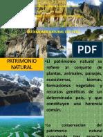 Patrimonio Natural del Peru