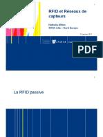 Les Réseaux de capteurs et RFID