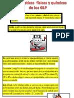 Características Físicas y Químicas de Los GLP