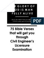 75 Bible Verses that will got you through Civil Engineer's Licensure Examination.pdf