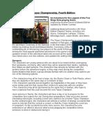 4th Edition Scenario Adaptation