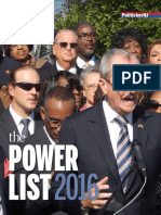 The 2016 PolitickerNJ Power List