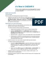 What's New in CAESAR II 2017.pdf