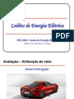 GE7 T. Leilão