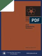 1974_CivilEng_Seminars - Reinforced Concrete Pipe