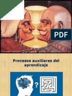 Procesos Auxiliares Del Aprendizaje Firme