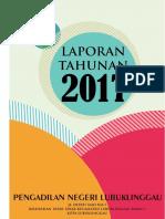 Laporan Tahunan Pengadilan Negeri Lubuklinggau 2017