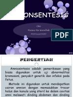 PPT Amniosintesis Fix