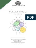 Solucionario Guía Di Bartolo FS2211