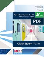 Clean Room Panel
