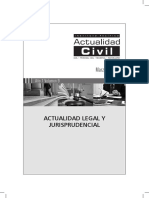 Actualidad Legal y Jurisprudencial
