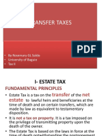 Estate Taxes 2