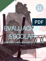 Evaluación Escolar