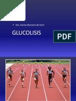 Glucolisis y Descarbox Piruvato