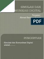 Simulasi Dan Komunikasi Digital