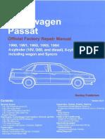 90-94 Passat Engine Crankshaft-crankcase