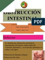 obstrucción