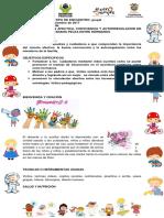 Ficha Pedagógica 1 Semana de Noviembre 2017