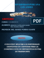 Diapositivas - Rendimiento Cantera
