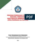 Pedoman Pemenuhan SNP SMA.docx