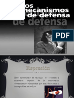 Tutoria Mecanismos de Defensa