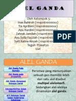 Alel Ganda