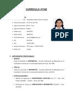Curriculum Vero 2017 Tara Po To