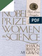 Nobel Prize Women in Sciences
