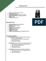 Curriculum Vitae k