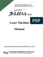 SUDA Laser Machine Manual-new