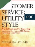 Customer Service Utility Style