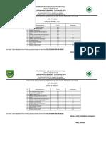 Penetapan Area Prioritas Berdasarkan Unit Score Tertinggi Januari