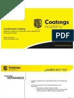 Guadalajara SMTA 2016 ConformalCoating 2016