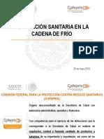 REGULACI+ôN EN CADENA DE FRIO- COFEPRIS 0