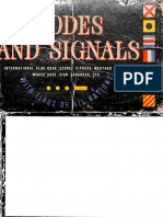 A guide to Codes and Signals